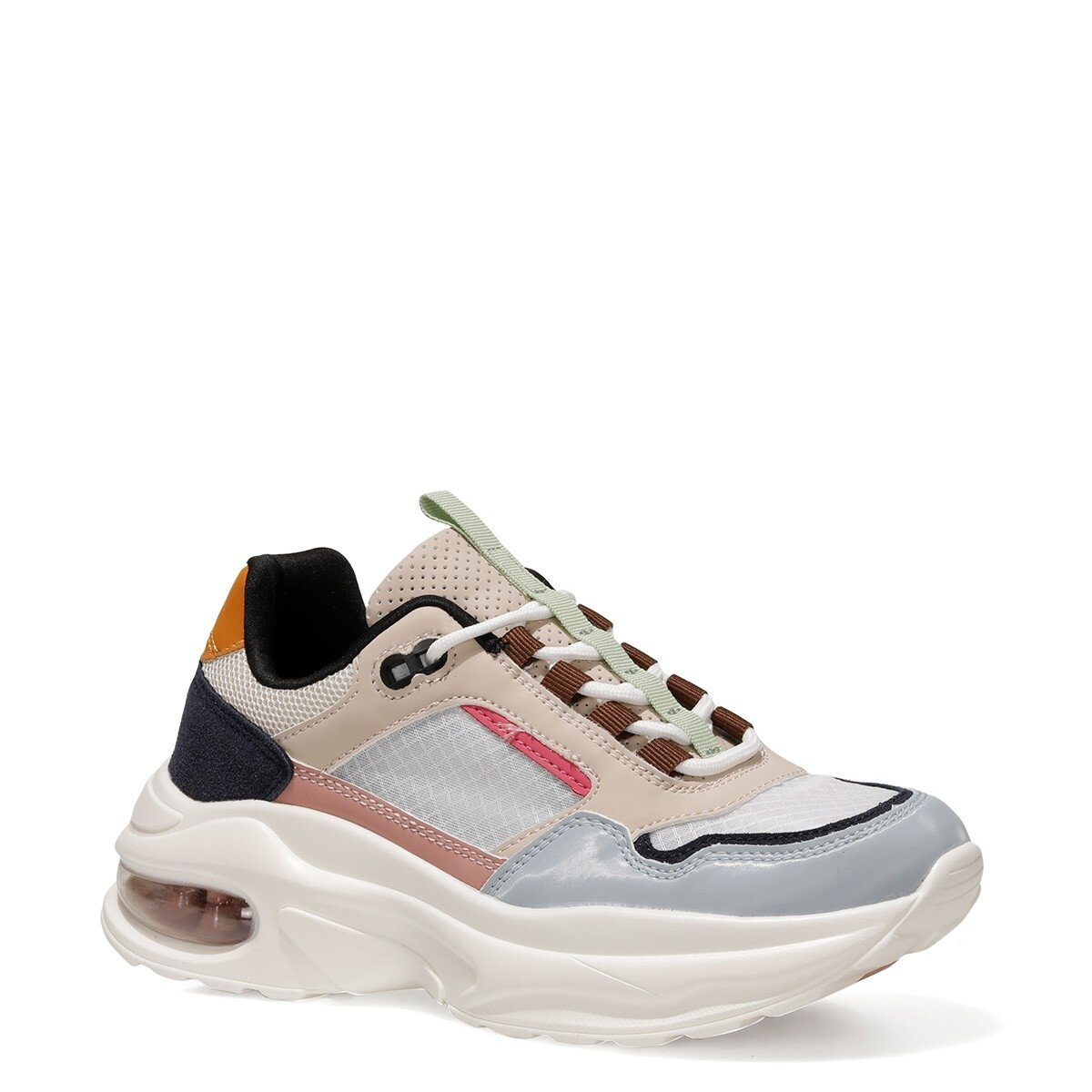 BIZZY 1FX Çok Renkli Kadın Sneaker
