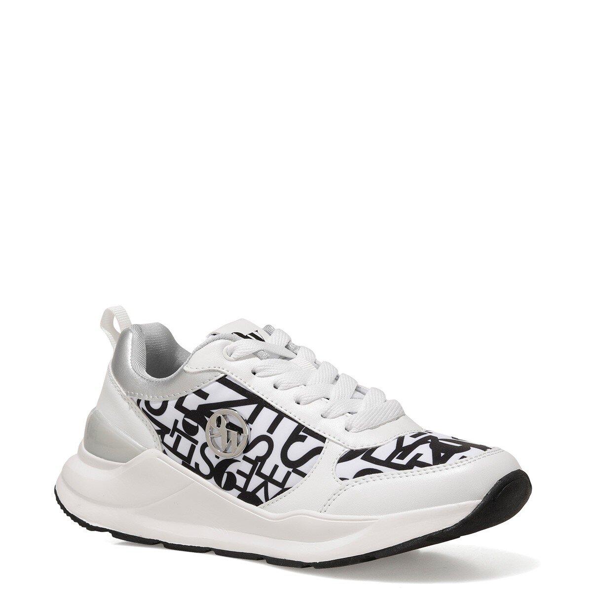 QUERLY 1FX Beyaz Kadın Sneaker