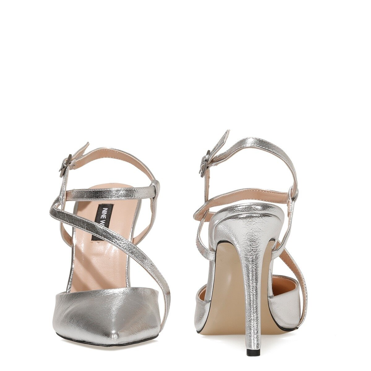 TUMLA 1FX Gümüş Kadın Gova Ayakkabı