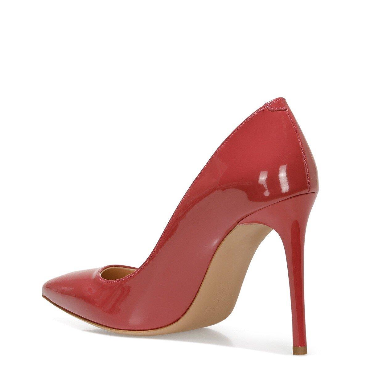 SUNDE 1FX Kırmızı Kadın Gova Ayakkabı