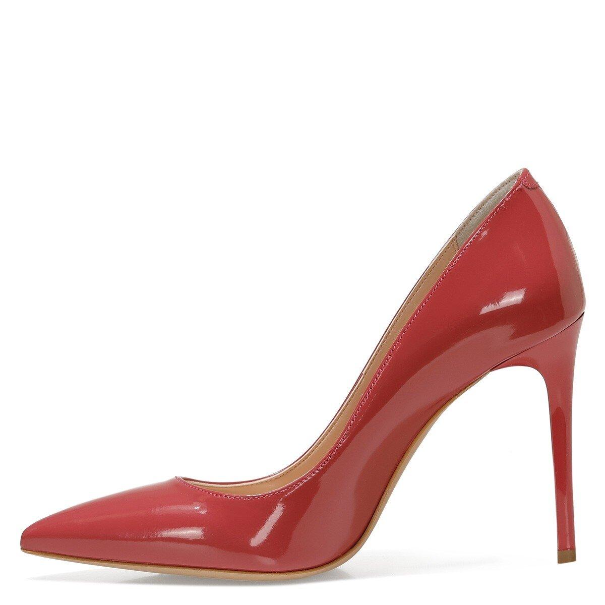 SUNDE 1FX Açık Kırmızı Kadın Gova Ayakkabı