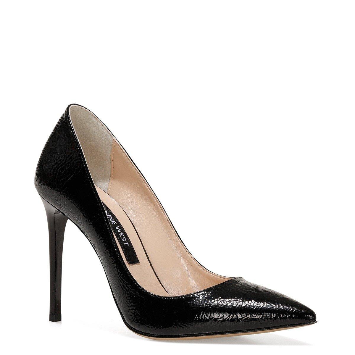 SUNDE-R 1FX Siyah Kadın Gova Ayakkabı