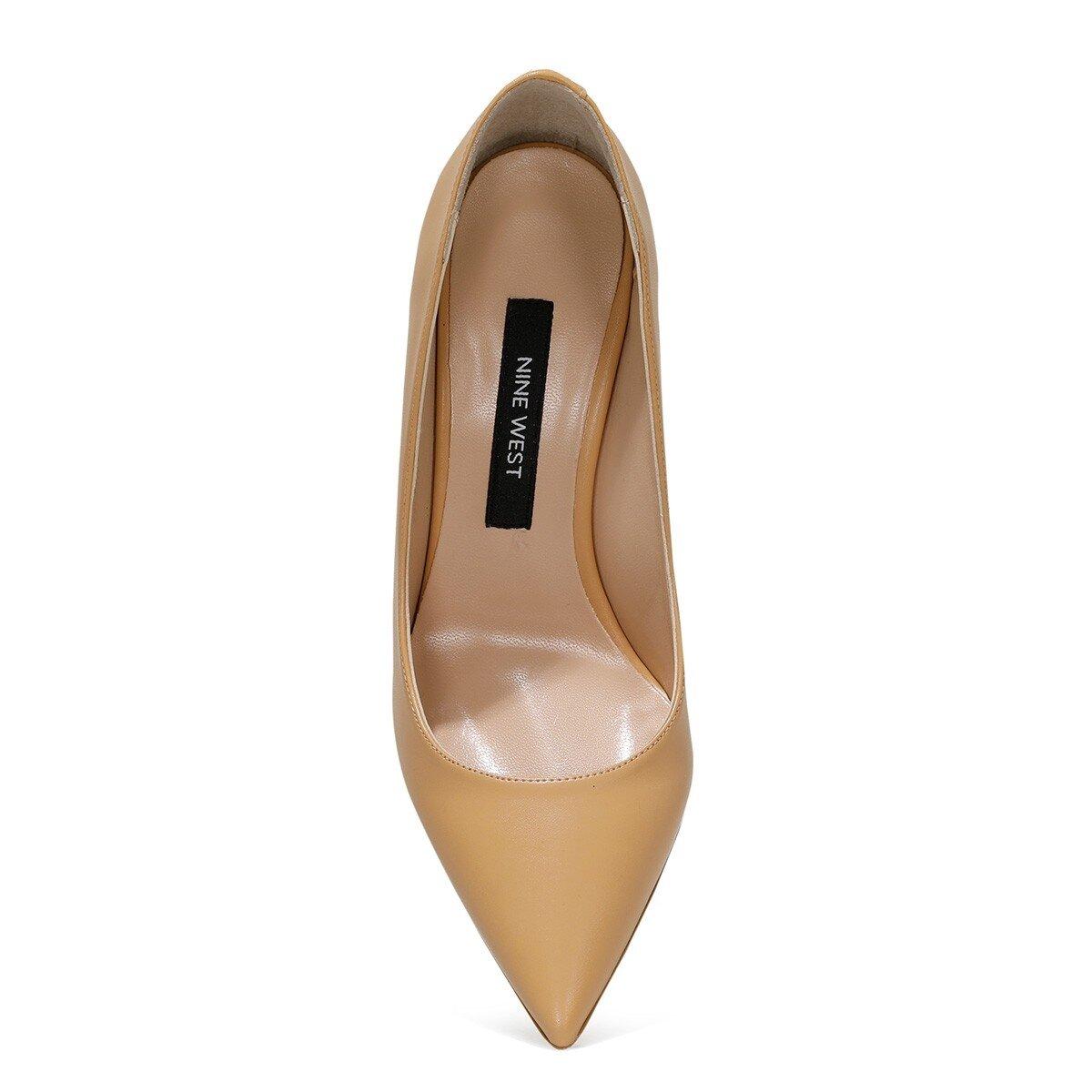 SUNNDAY 1FX Naturel Kadın Gova Ayakkabı