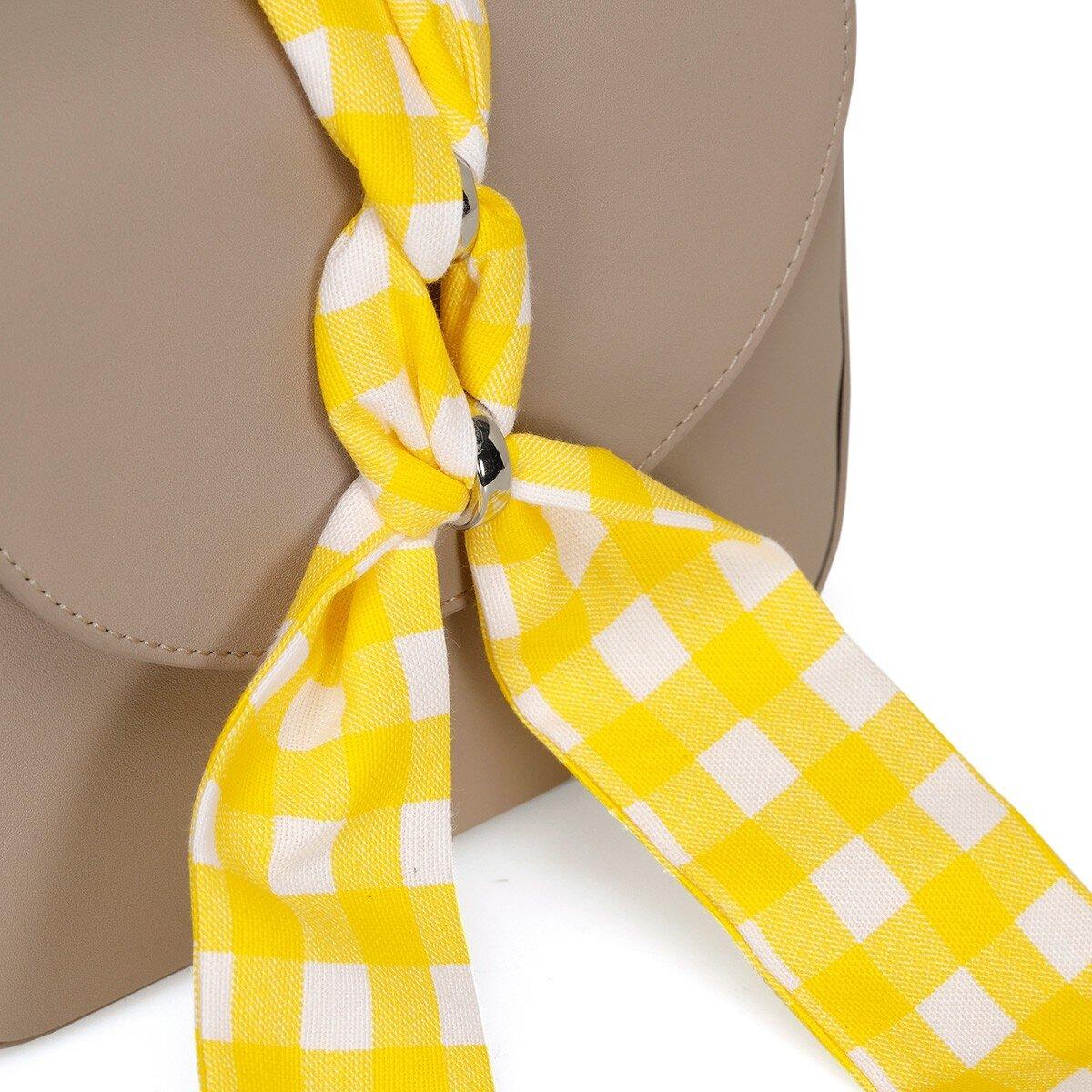MAGENTA 1FX Sarı Kadın Çapraz Çanta