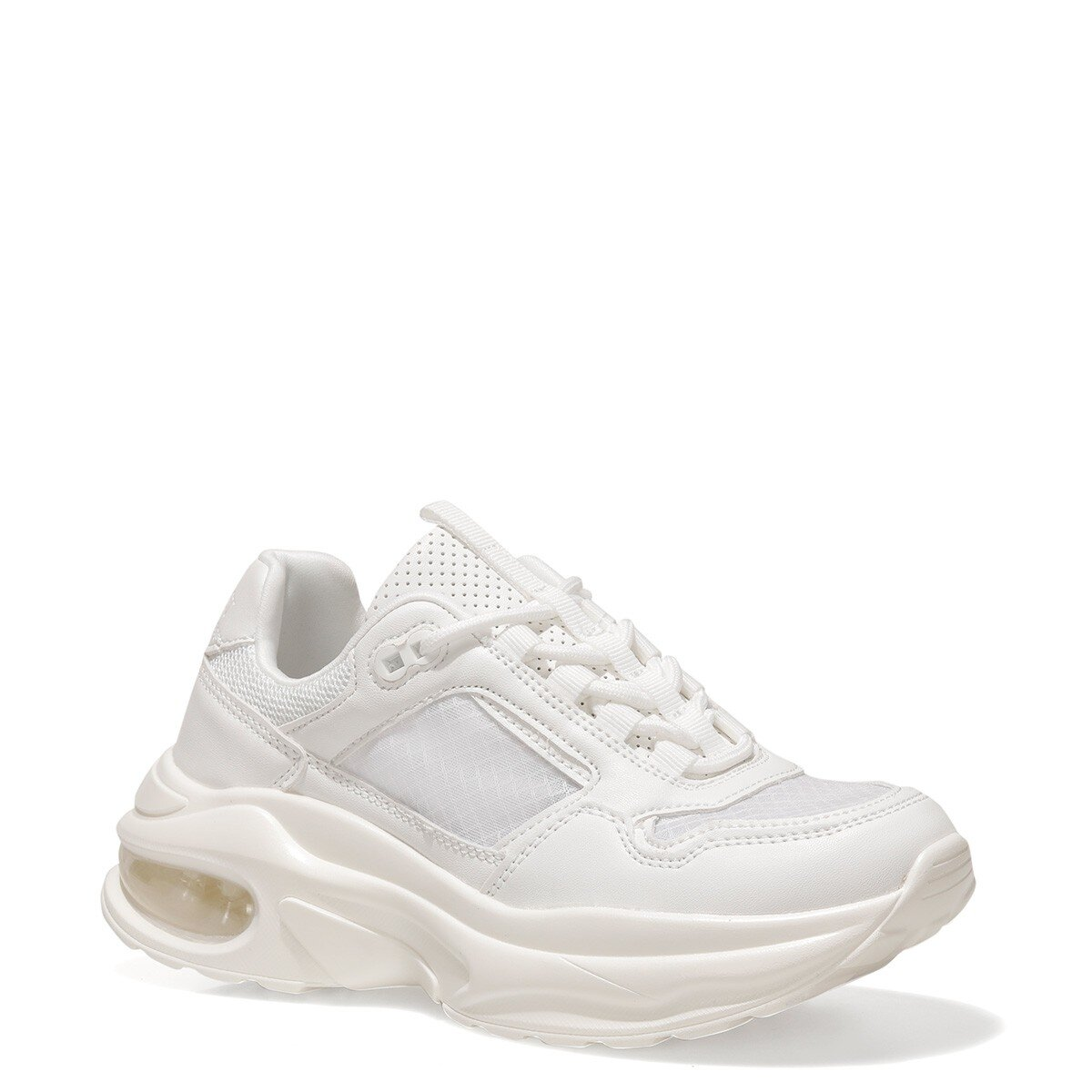 BIZZY2 1FX Beyaz Kadın Sneaker