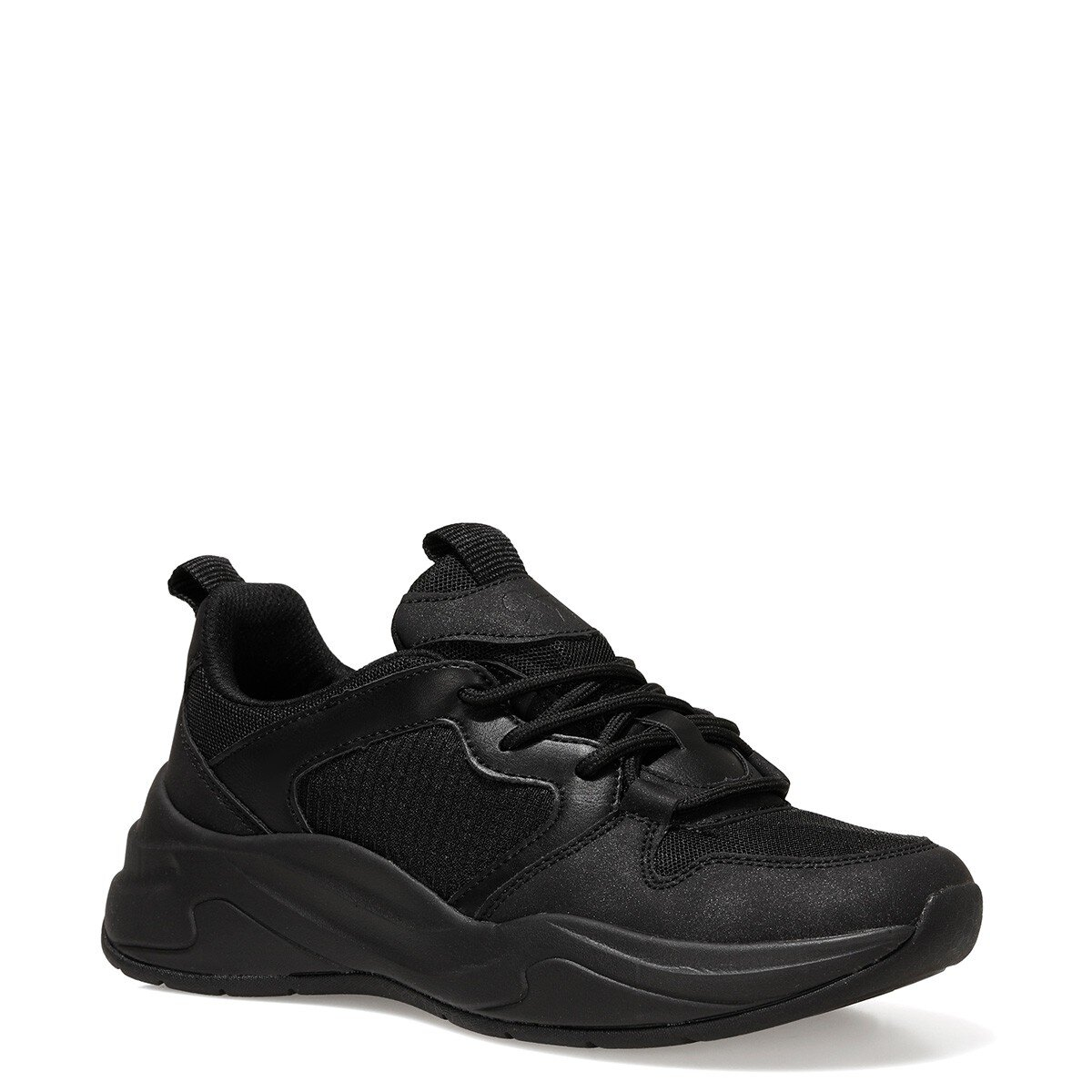 WARREN2 1FX Siyah Kadın Sneaker
