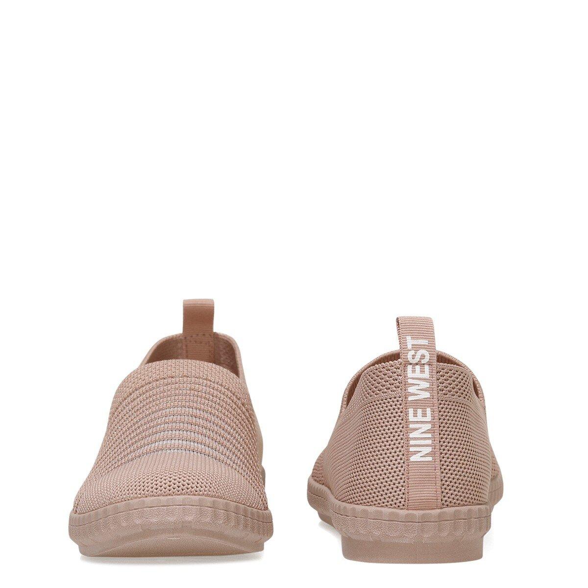 SHANA 1FX Kum Rengi Kadın Slip On Ayakkabı
