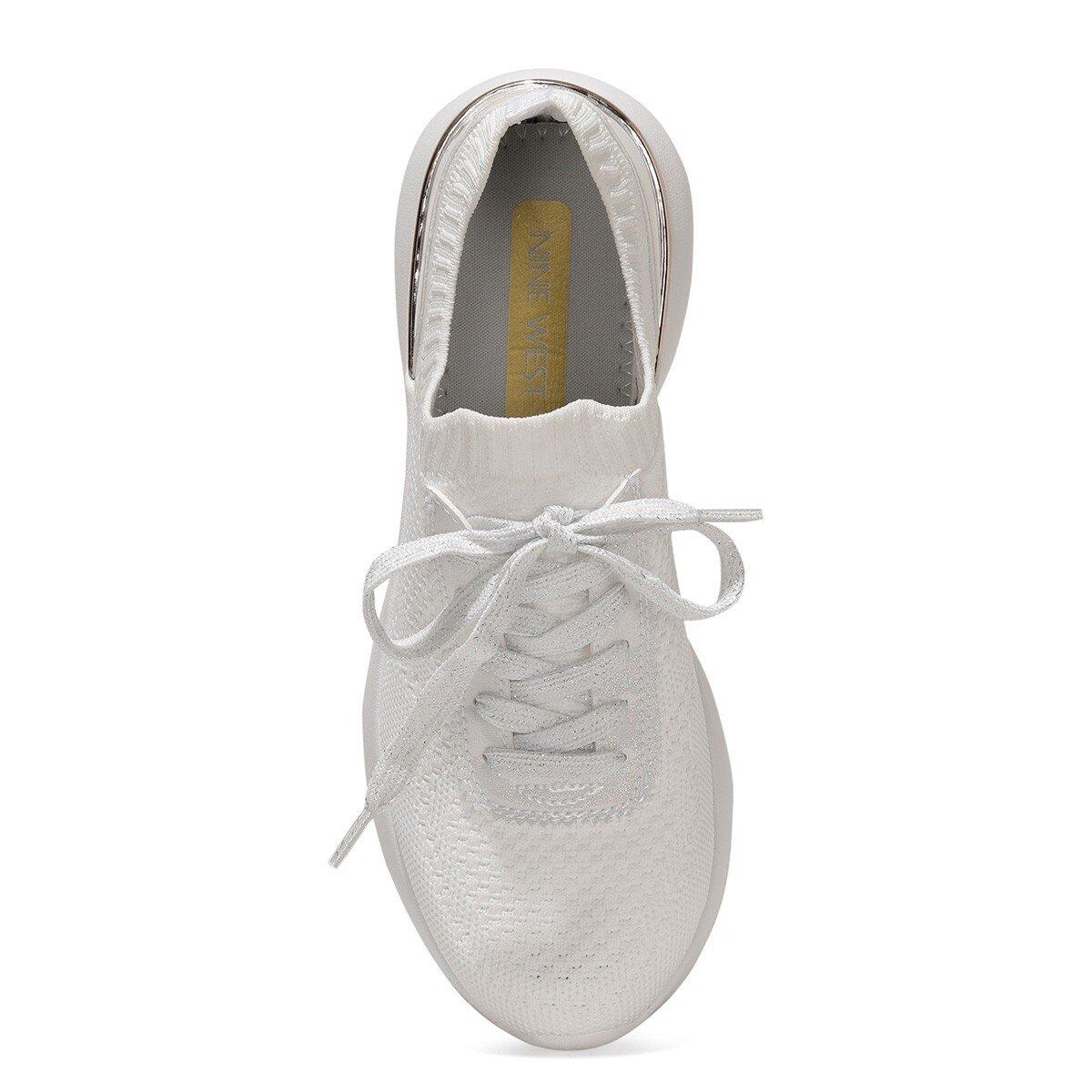 MIESSE 1FX Beyaz Kadın Sneaker