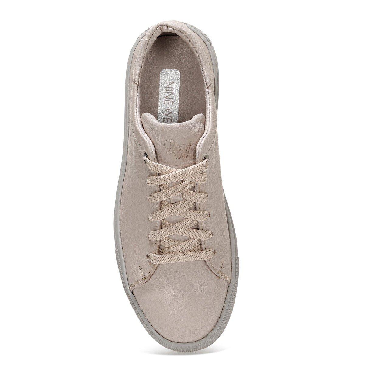 POFEDA 1FX Gri Kadın Havuz Taban Sneaker