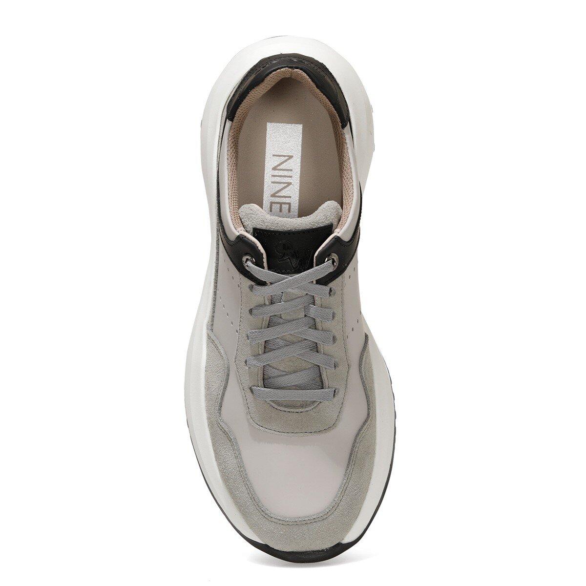 WARMY 1FX Gri Erkek Sneaker