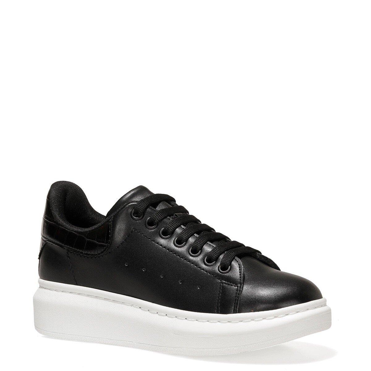 GOWER 1FX Siyah Kadın Sneaker