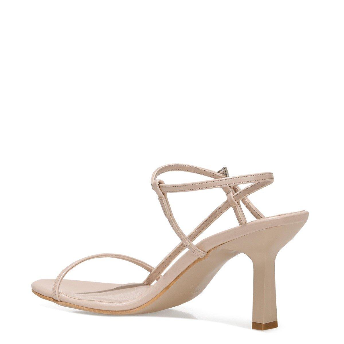 REBELL 1FX NUDE Kadın Sandalet