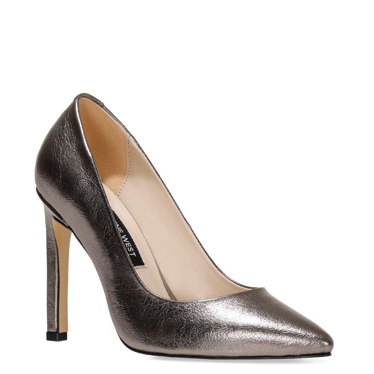 BANINA 3 1FX Antrasit Kadın Gova Ayakkabı