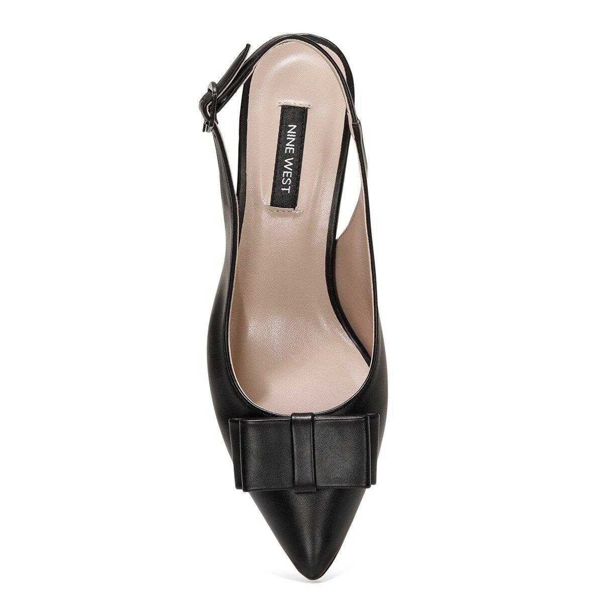 FEMMAN 1FX Siyah Kadın Gova Ayakkabı