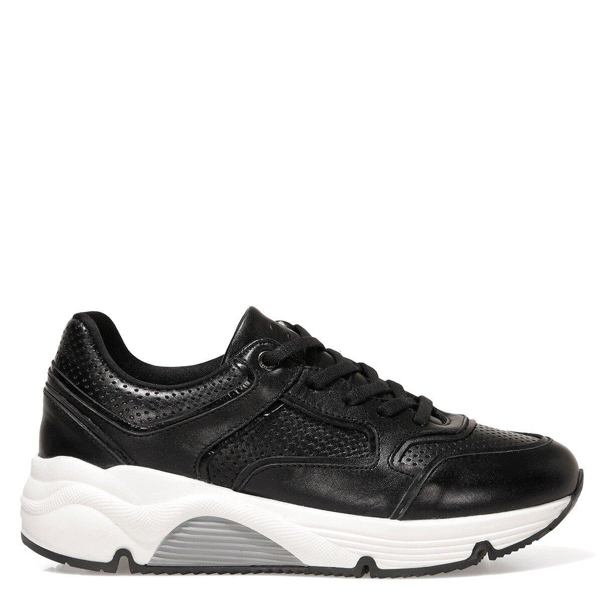 POHME 1FX Siyah Kadın Sneaker
