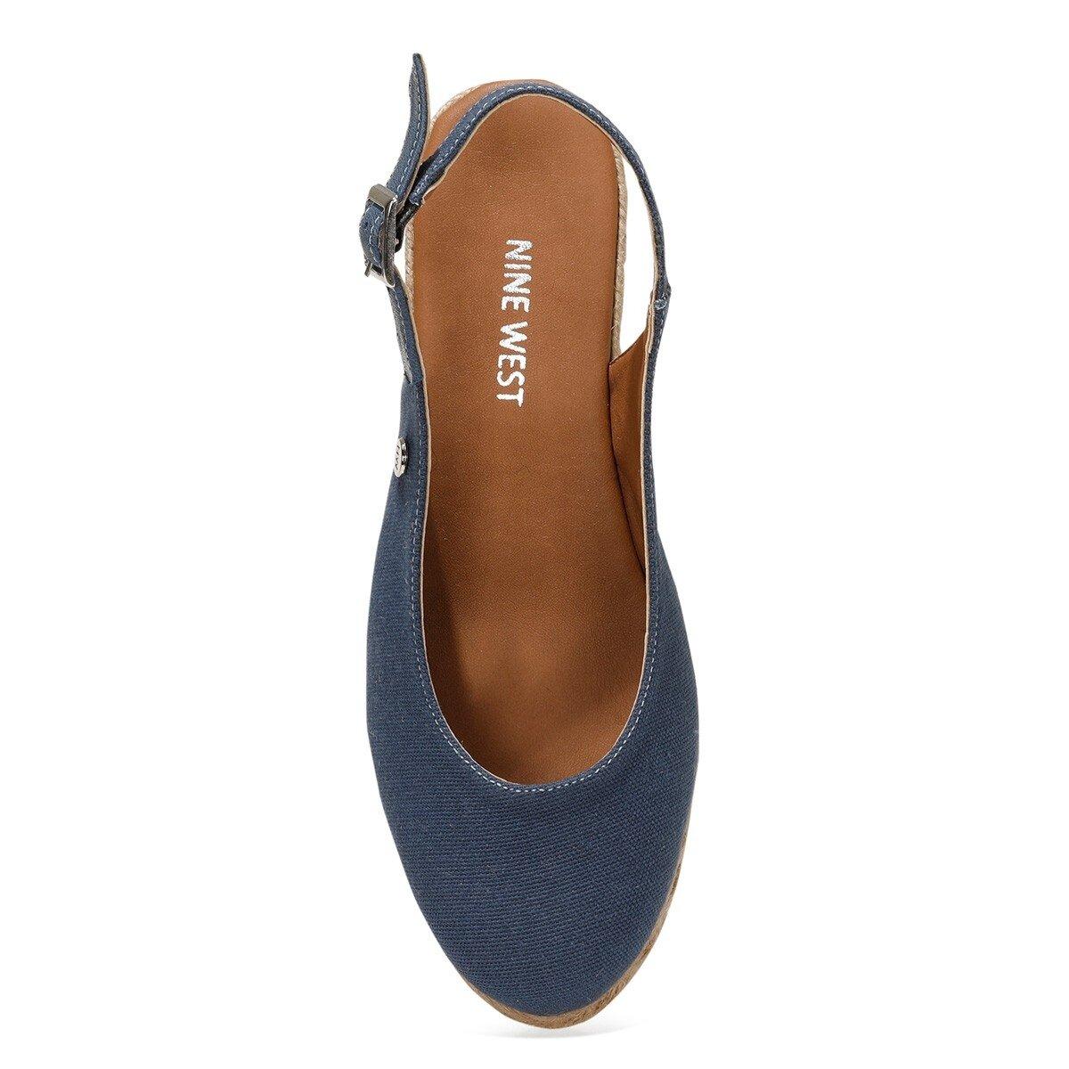 MERWILLA 1FX Lacivert Kadın Sandalet