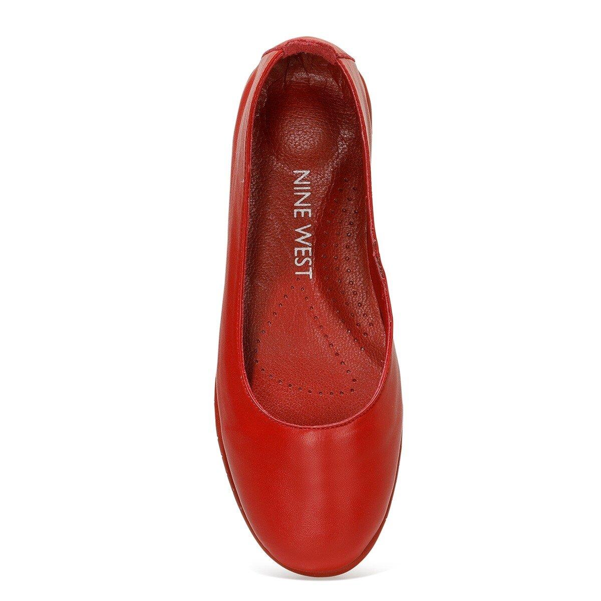 EDEN 1FX Kırmızı Kadın Babet