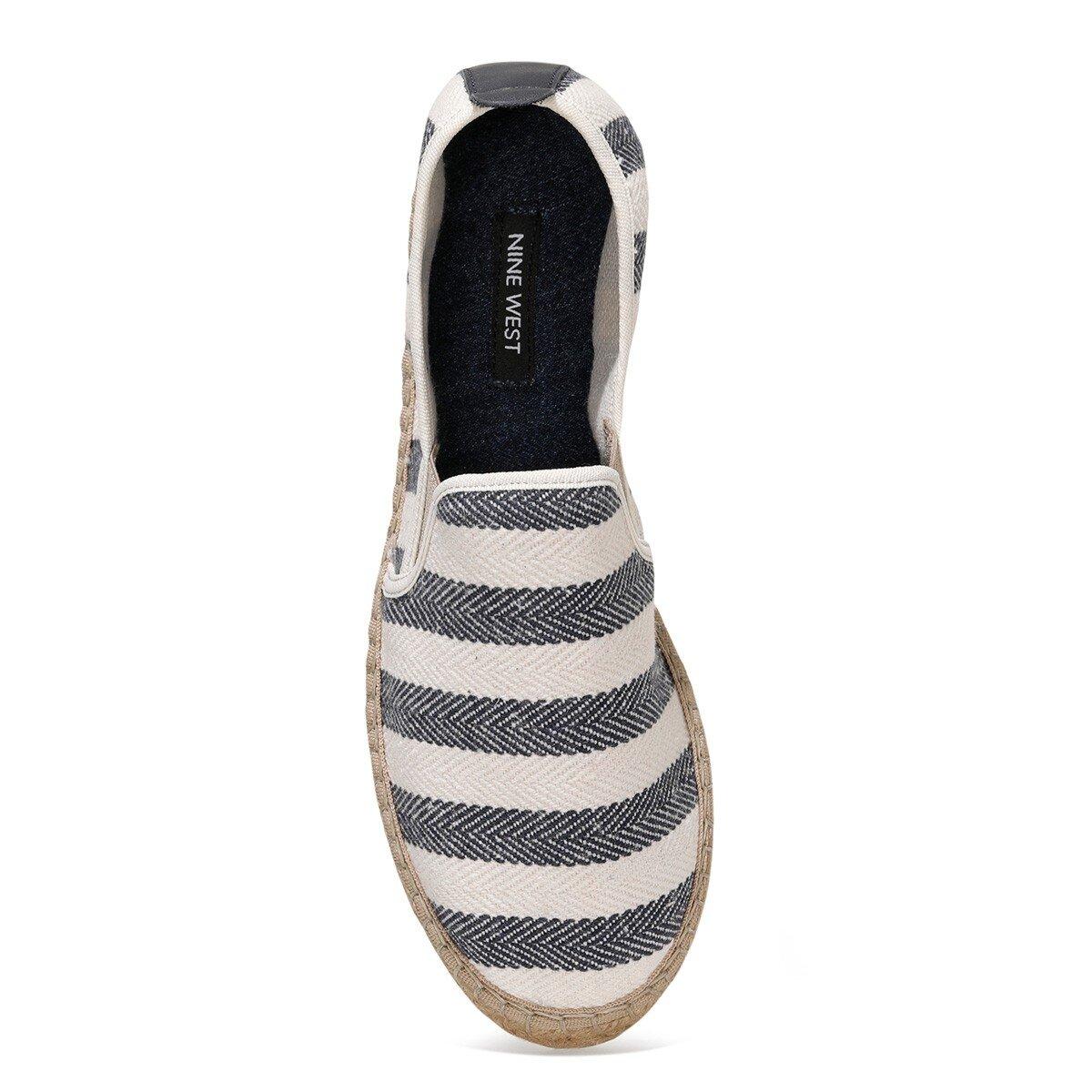 DARTENO 1FX Lacivert Kadın Espadril Ayakkabı