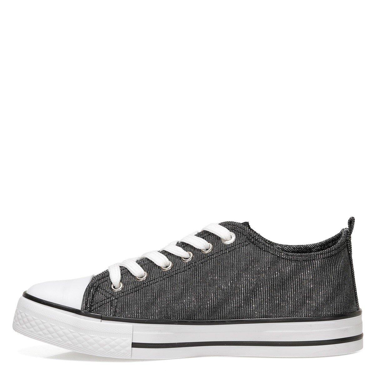 CONFY 1FX Siyah Kadın Sneaker