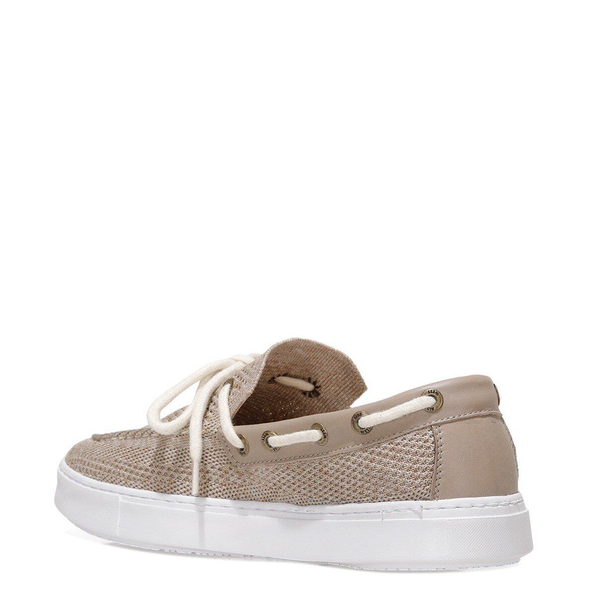 TORKA 1FX Bej Erkek Ayakkabı