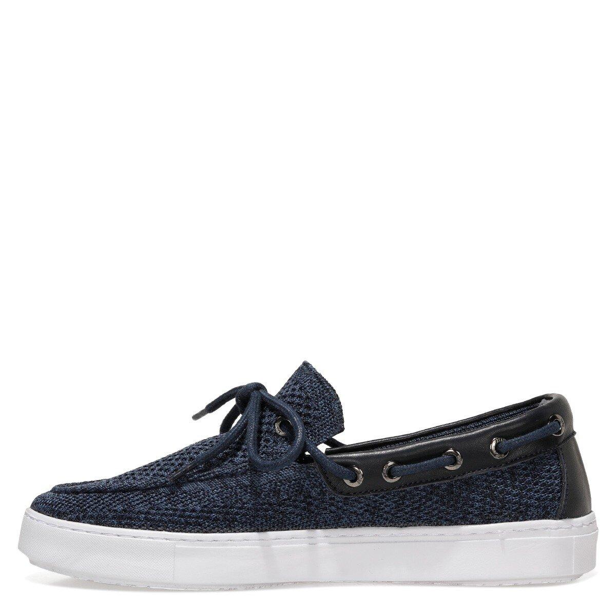 TORKA 1FX Lacivert Erkek Ayakkabı