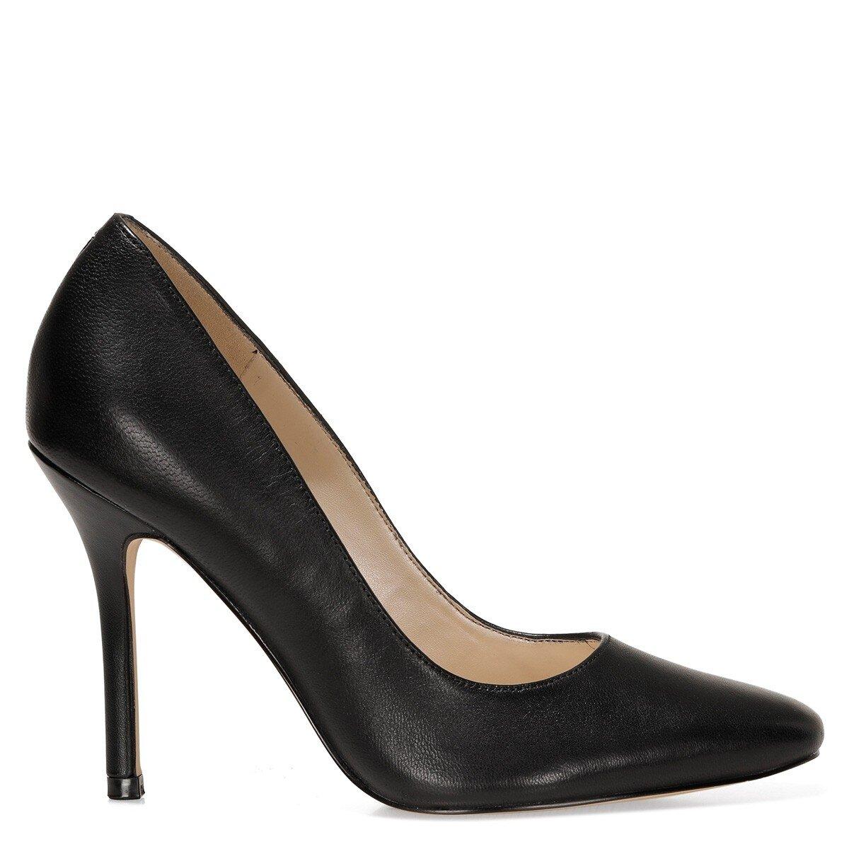 ARLEY Siyah Kadın Topuklu Ayakkabı