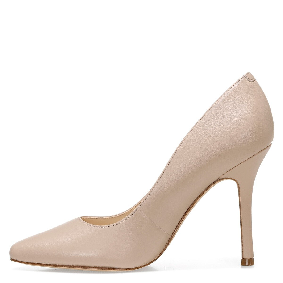 ARLEY NUDE Kadın Klasik Topuklu Ayakkabı