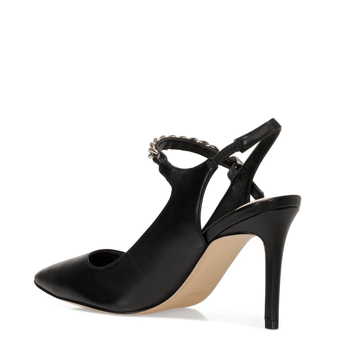 EVEA Siyah Kadın Stiletto