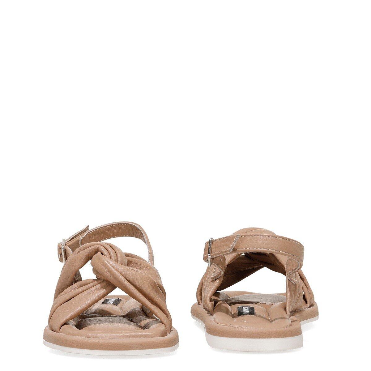 NAWY 1FX Vizon Kadın Sandalet