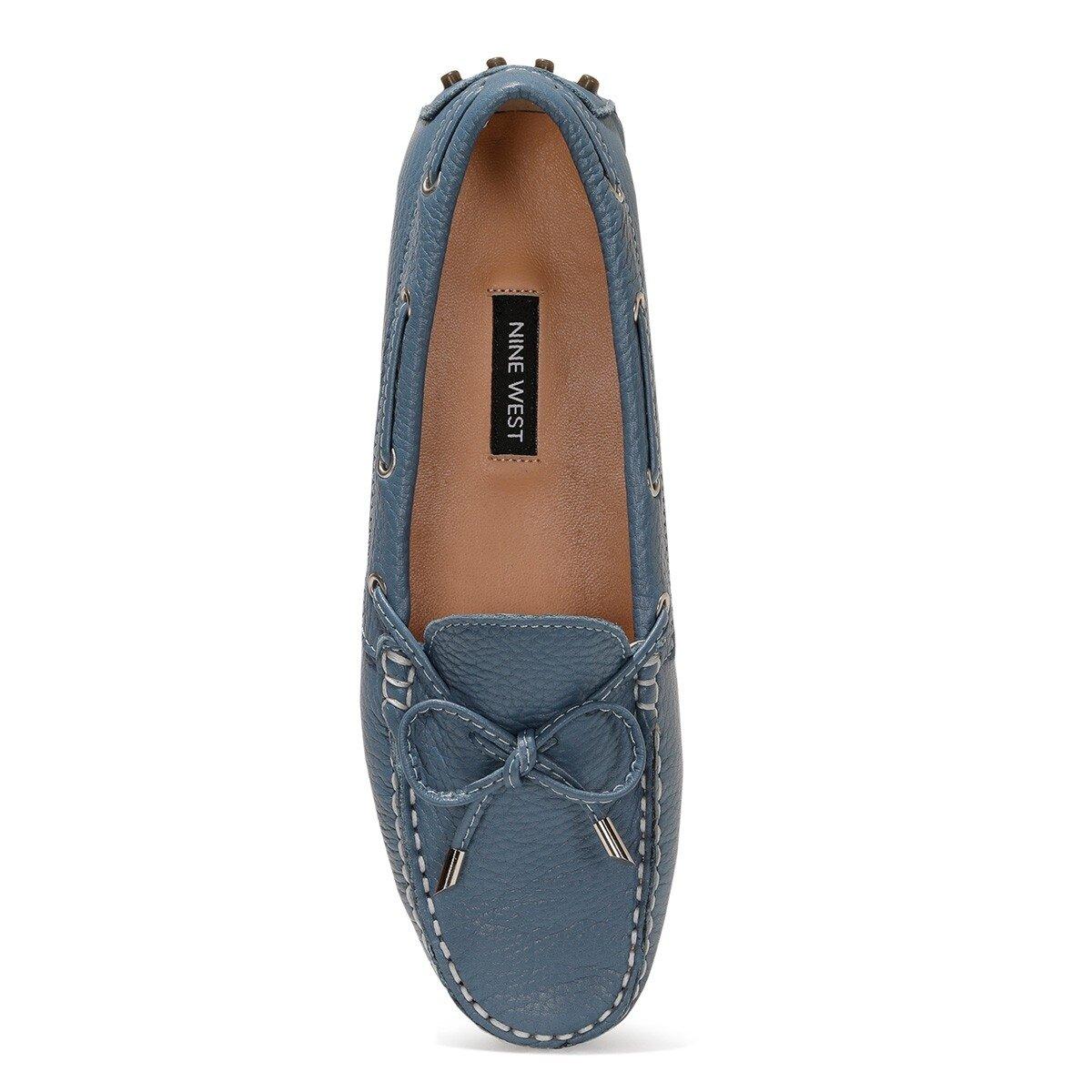 HOLT Mavi Kadın Loafer
