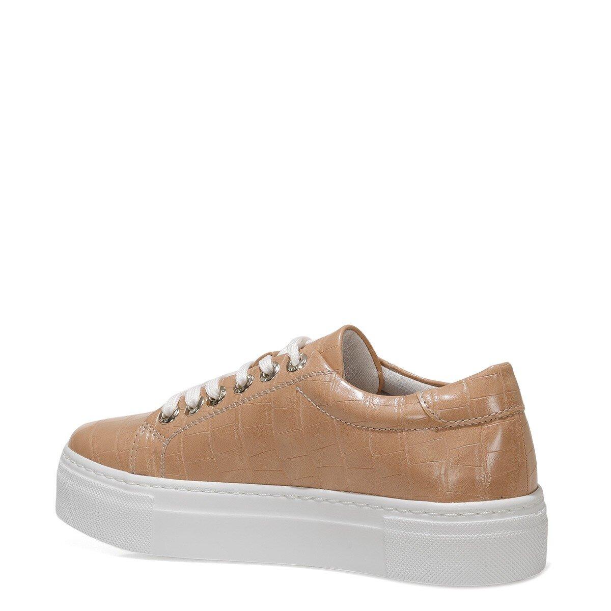 ANDY 1FX Taba Kadın Havuz Taban Sneaker