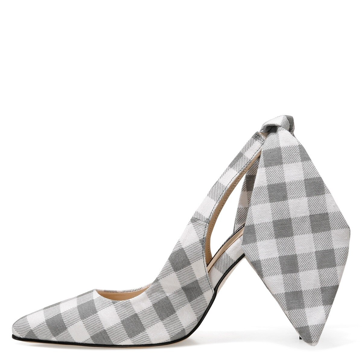 MILU 1FX Gri Kadın Gova Ayakkabı
