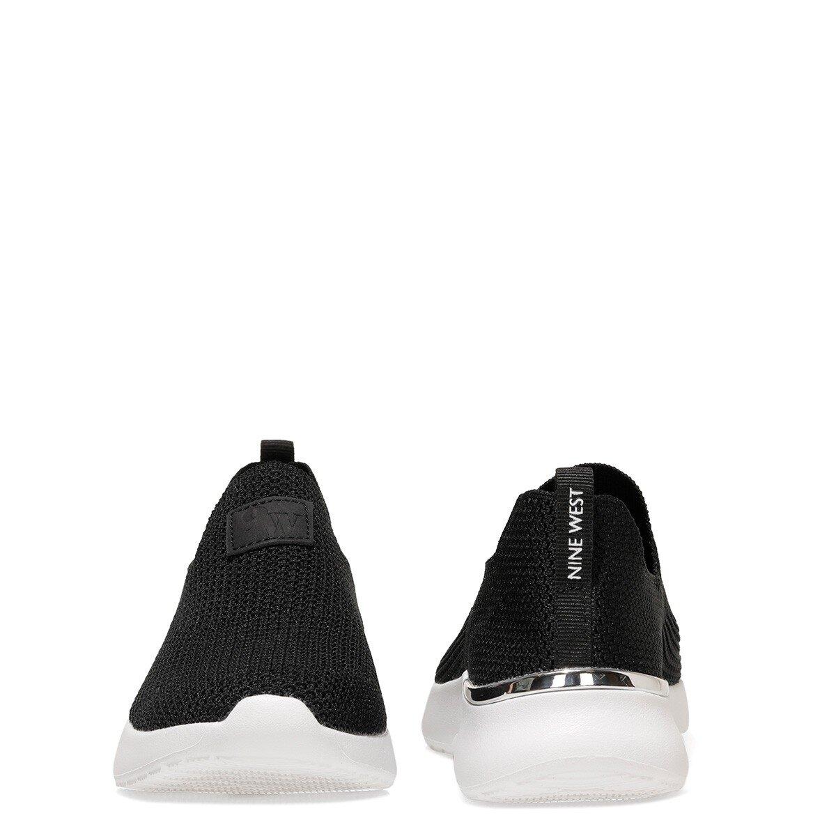 RENEE2 1FX Siyah Kadın Slip On Ayakkabı