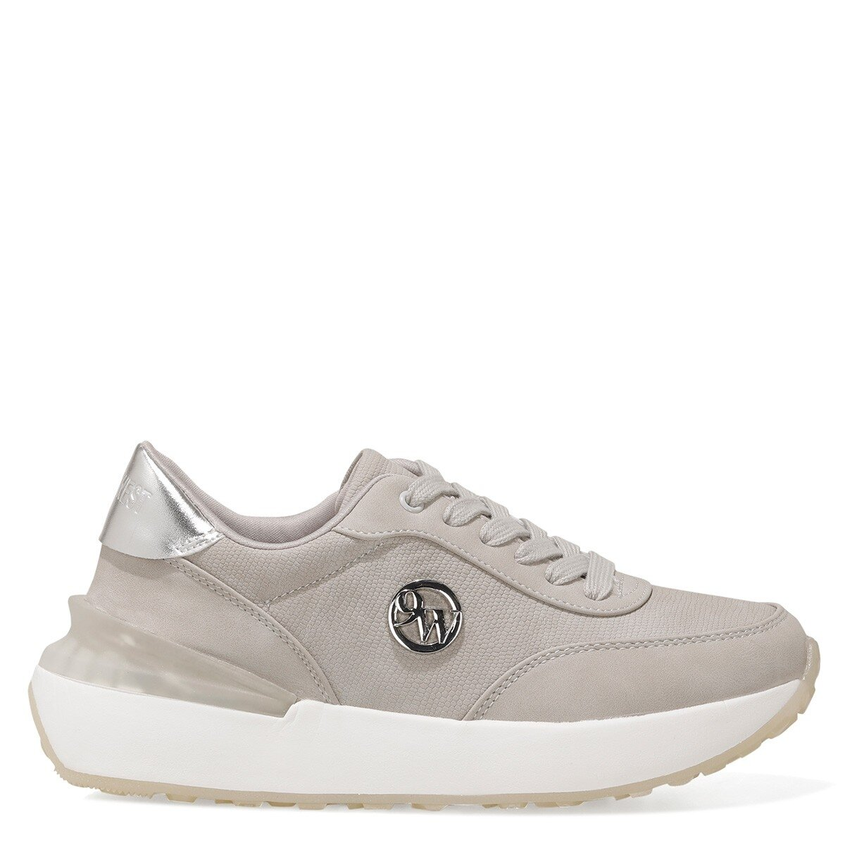 SKYLAR3 1FX Bej Kadın Sneaker