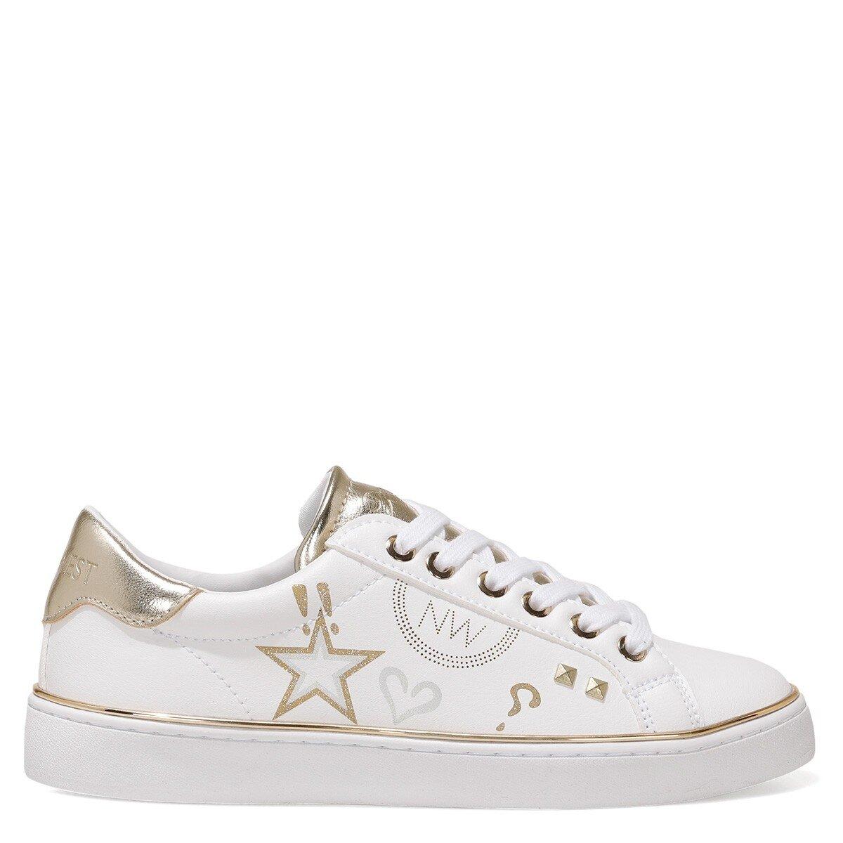 THYLLE 1FX Beyaz Kadın Spor Ayakkabı