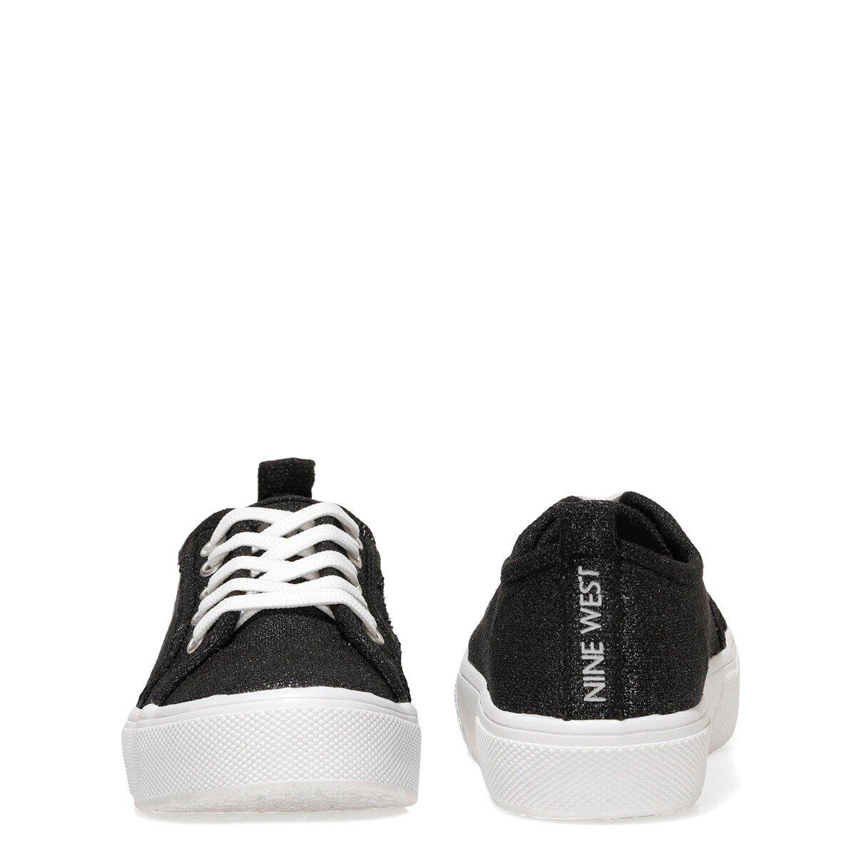 CONCES 1FX Siyah Kadın Havuz Taban Sneaker