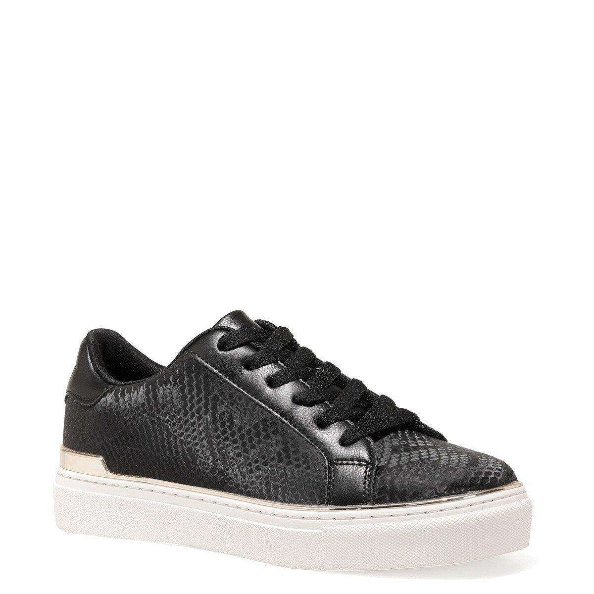 BEGANA 1FX Siyah Kadın Sneaker
