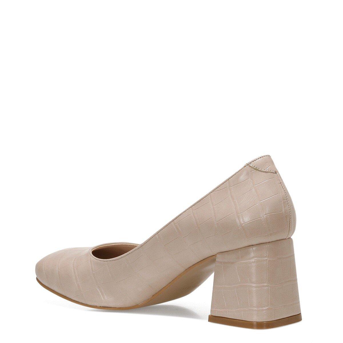 WALES 1FX Krem Kadın Gova Ayakkabı