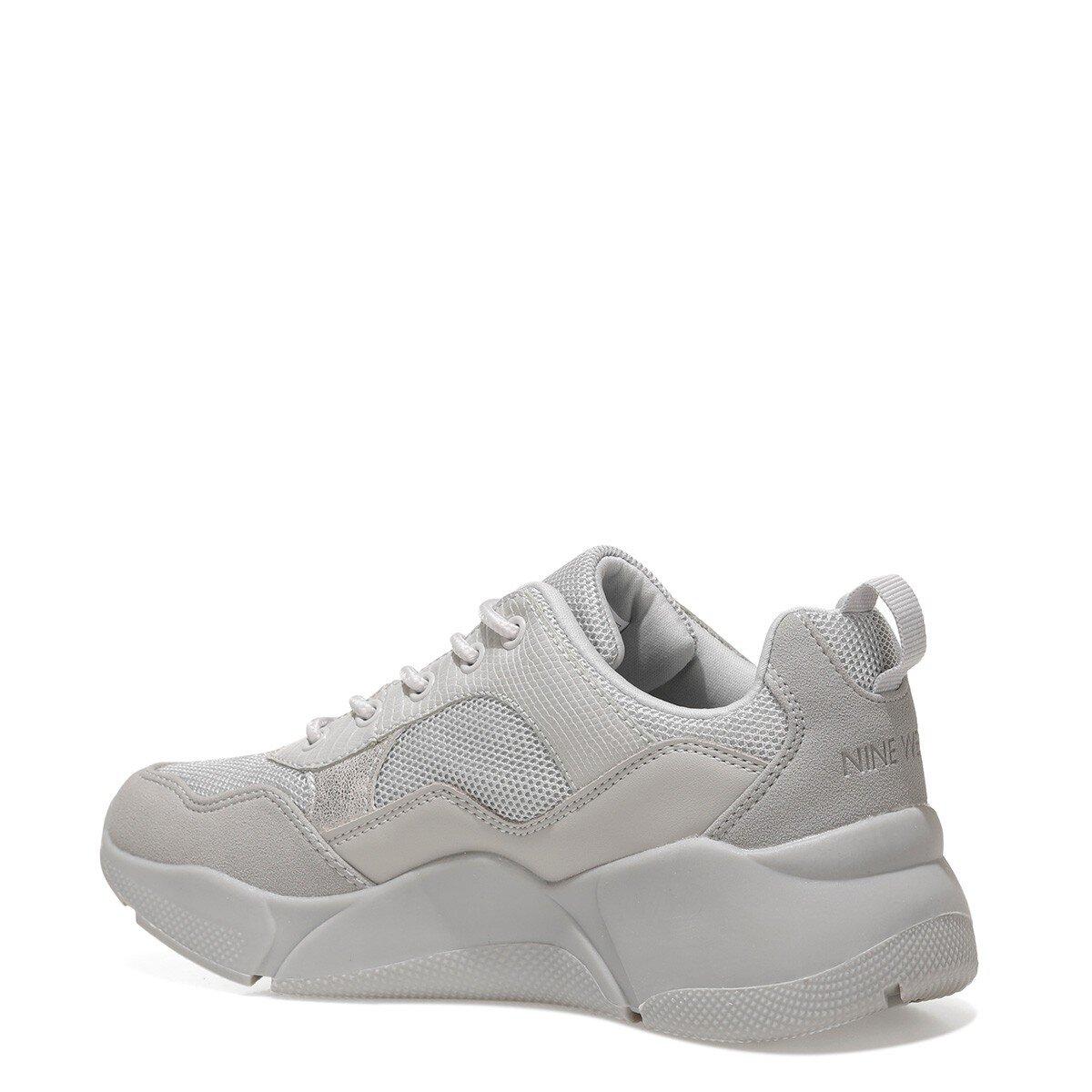 AWESO 1FX Gri Kadın Sneaker