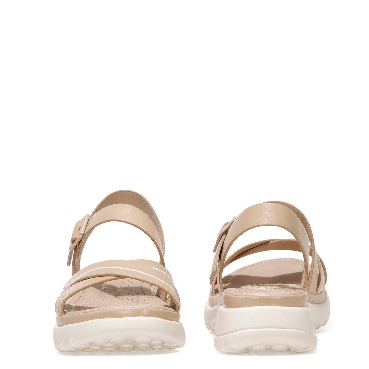ABILANIEL 1FX Bej Kadın Sandalet