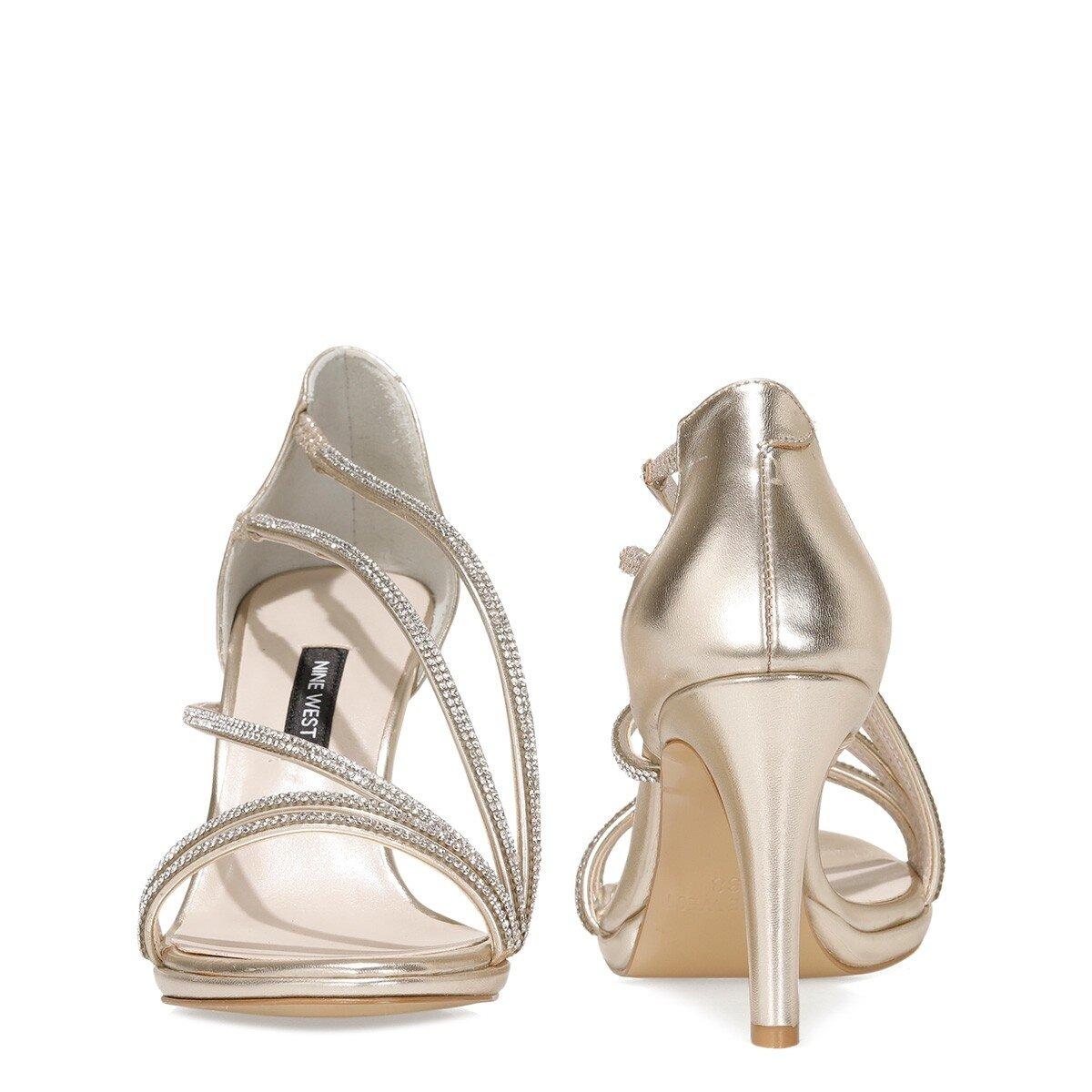 CERNNA 1FX DORE Kadın Topuklu Ayakkabı
