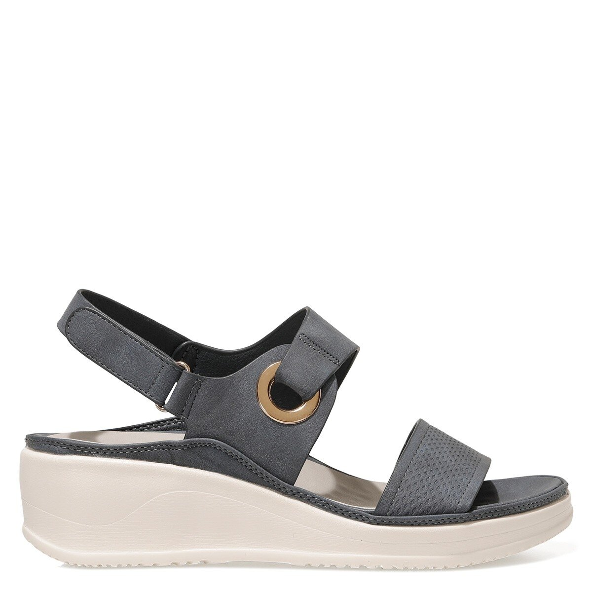 ACADDA 1FX Lacivert Kadın Sandalet