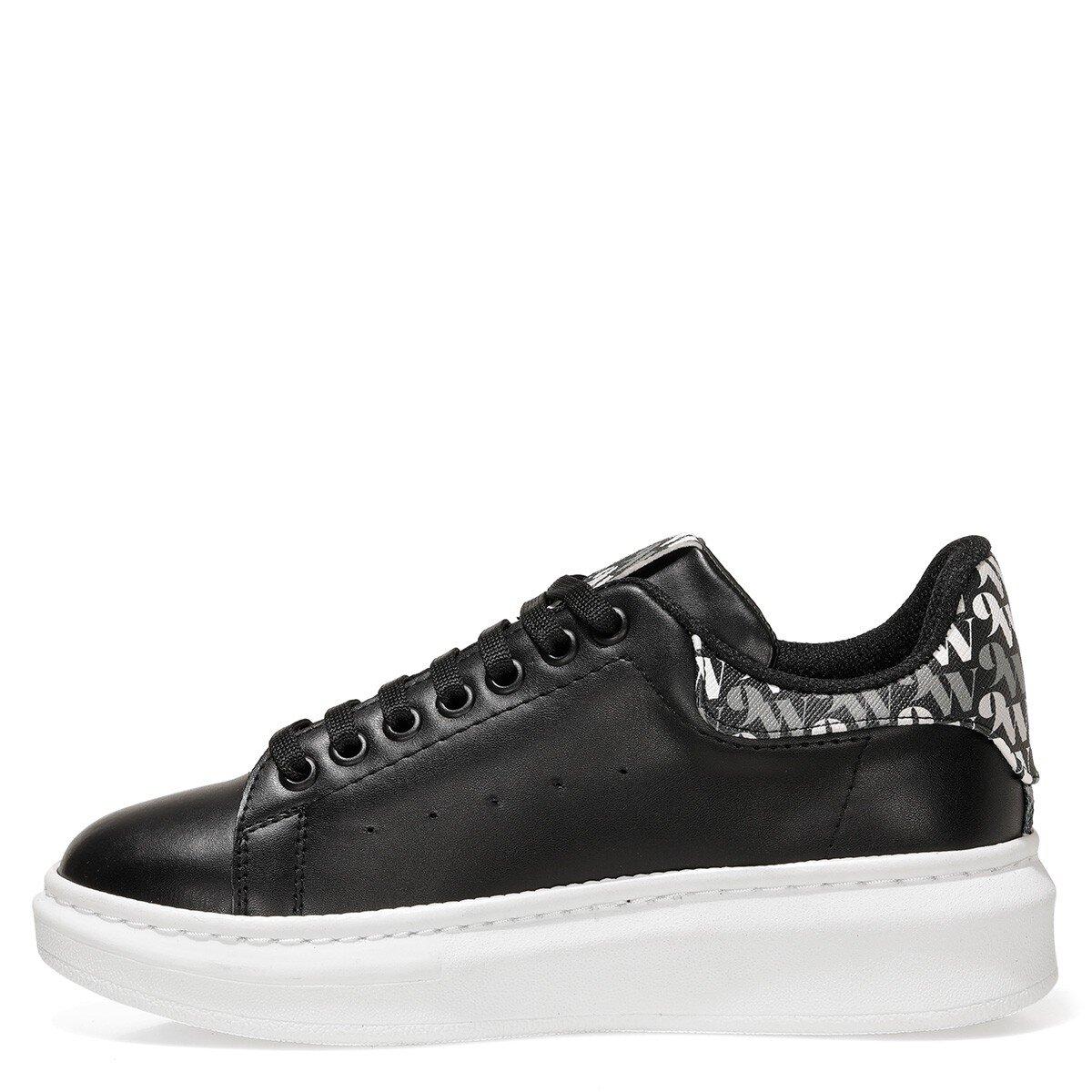 HERESA 1FX Siyah Kadın Fashion Sneaker
