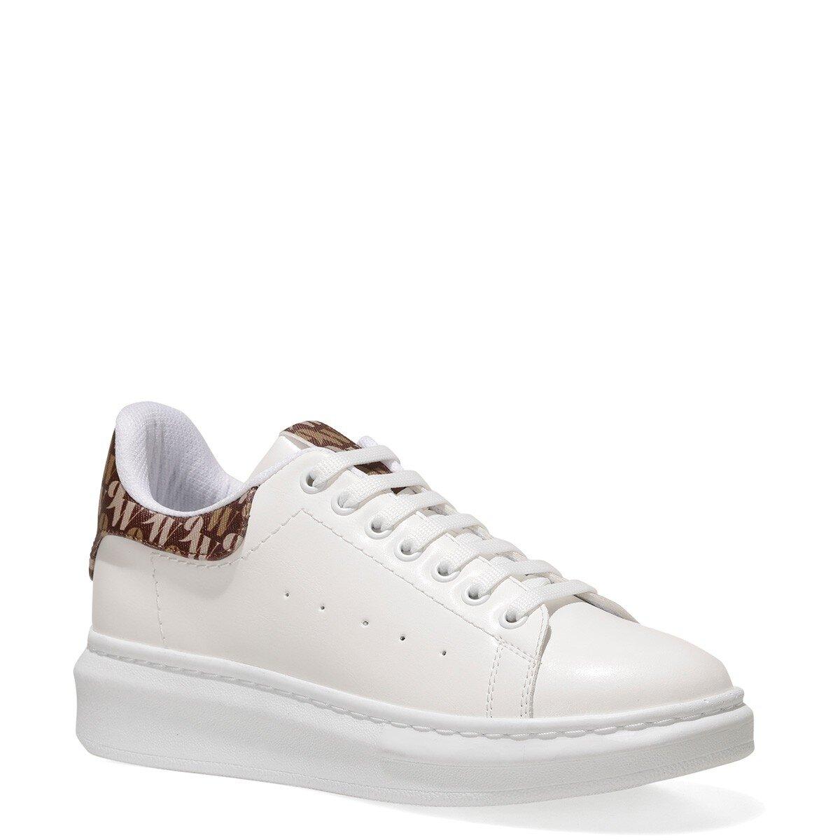 HERESA 1FX Kahverengi Kadın Sneaker