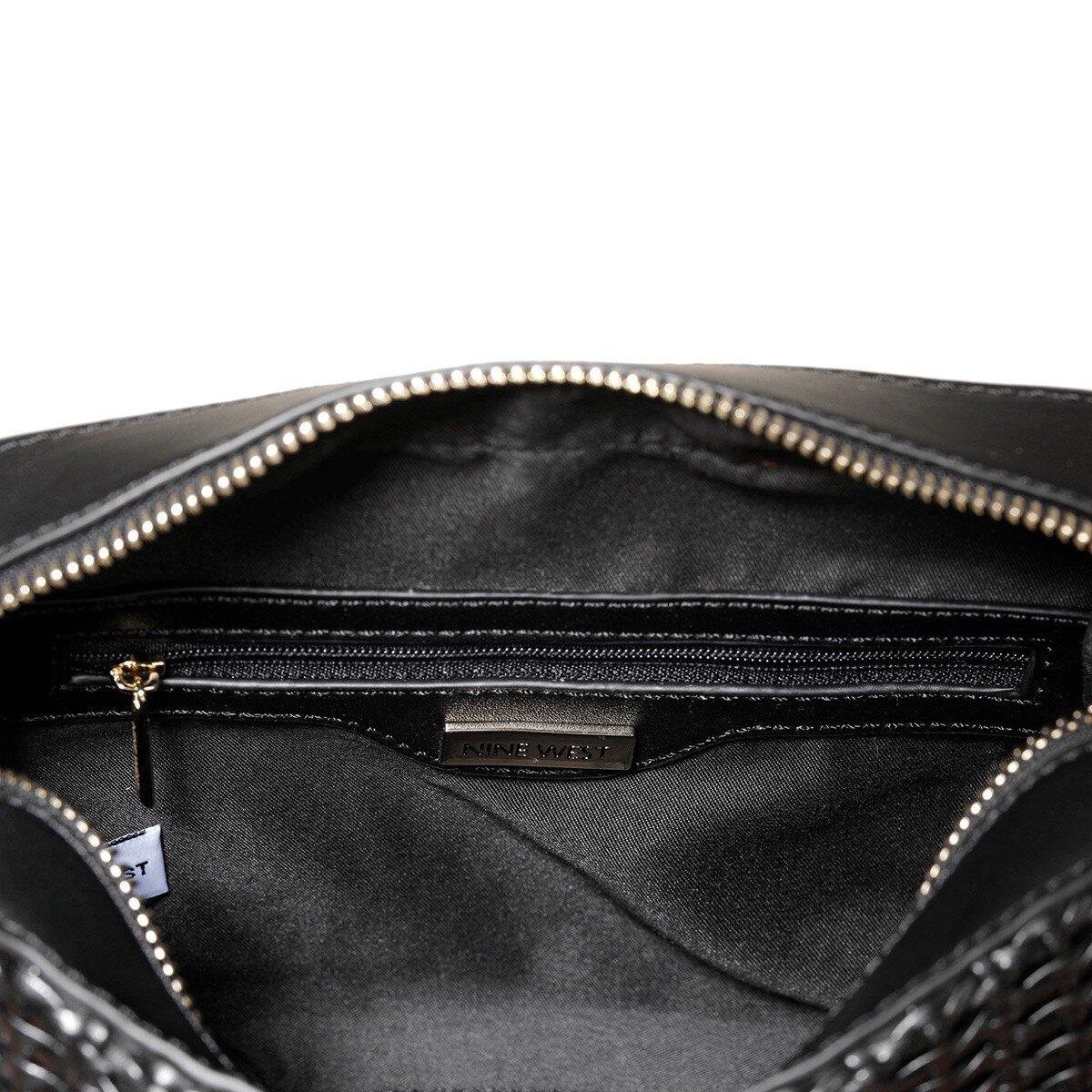 ORNE 1FX Siyah Kadın Çapraz Çanta