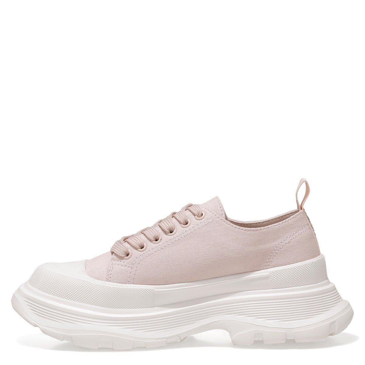 MOREN 1FX Pembe Kadın Sneaker Ayakkabı