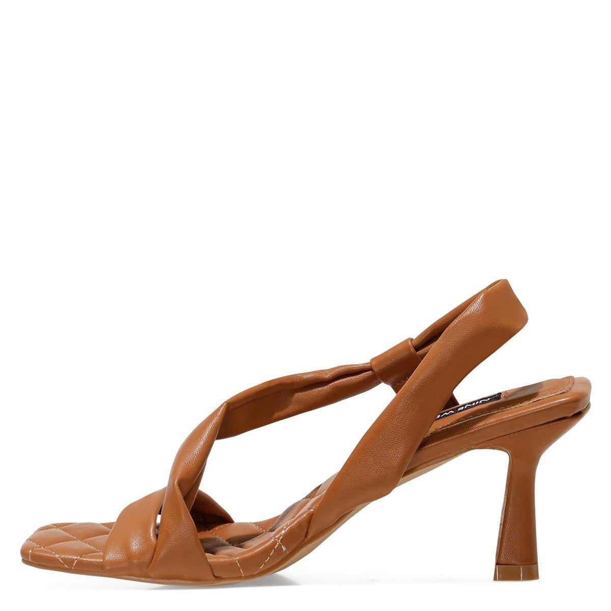 PALMER 1 FX Naturel Kadın Sandalet