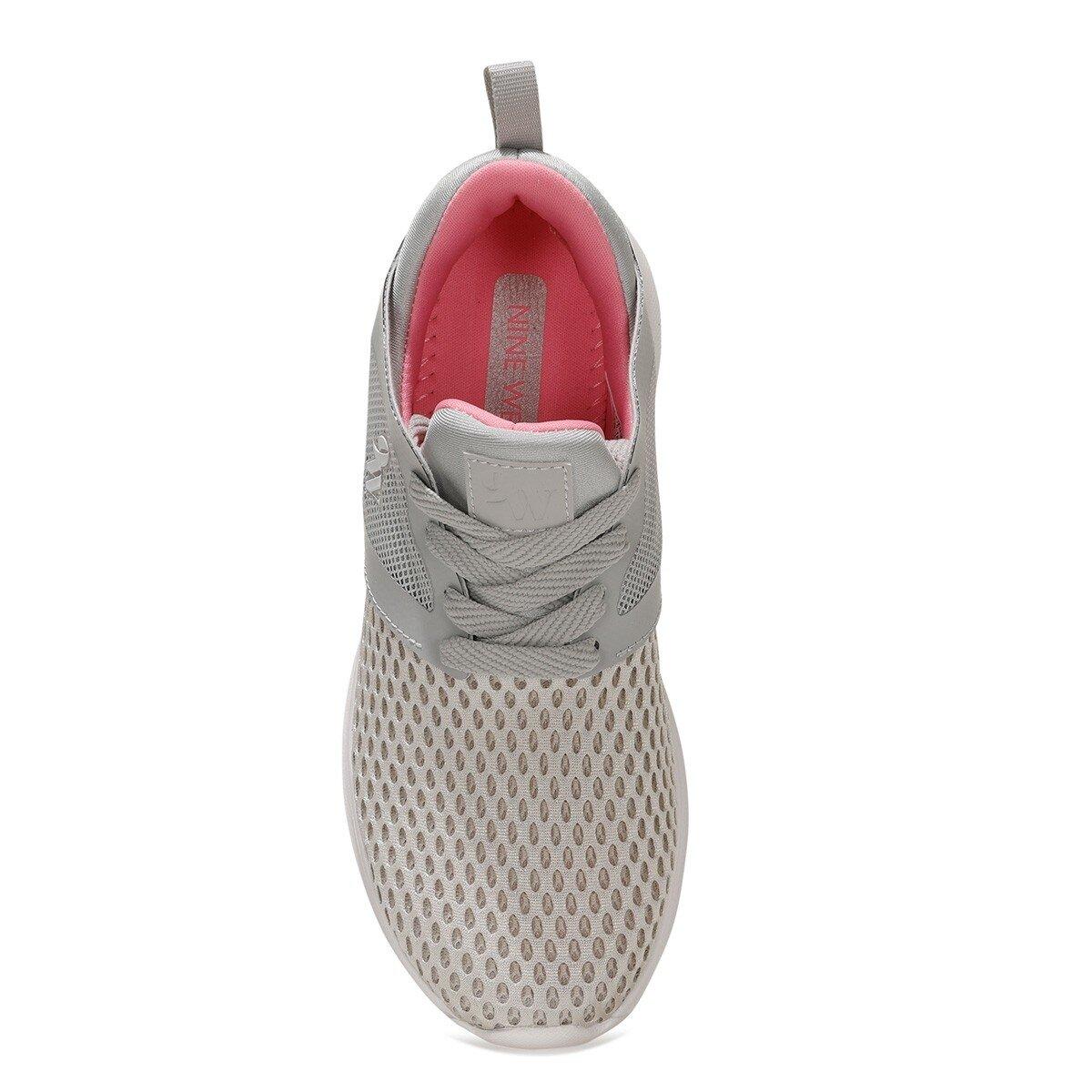 AFAUCIA 1FX Açık Gri Kadın Sneaker