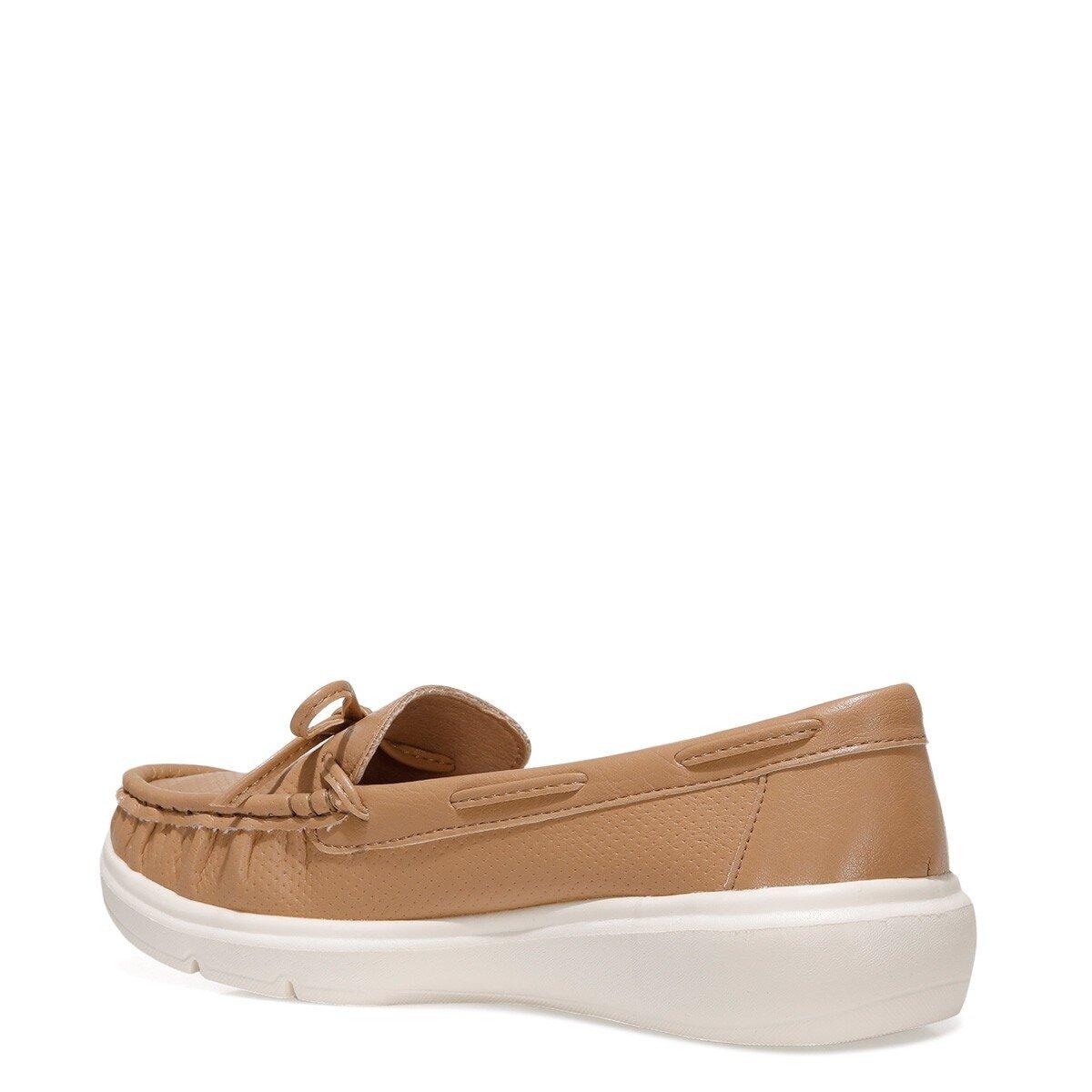BRODY 1FX Pembe Kadın Loafer Ayakkabı