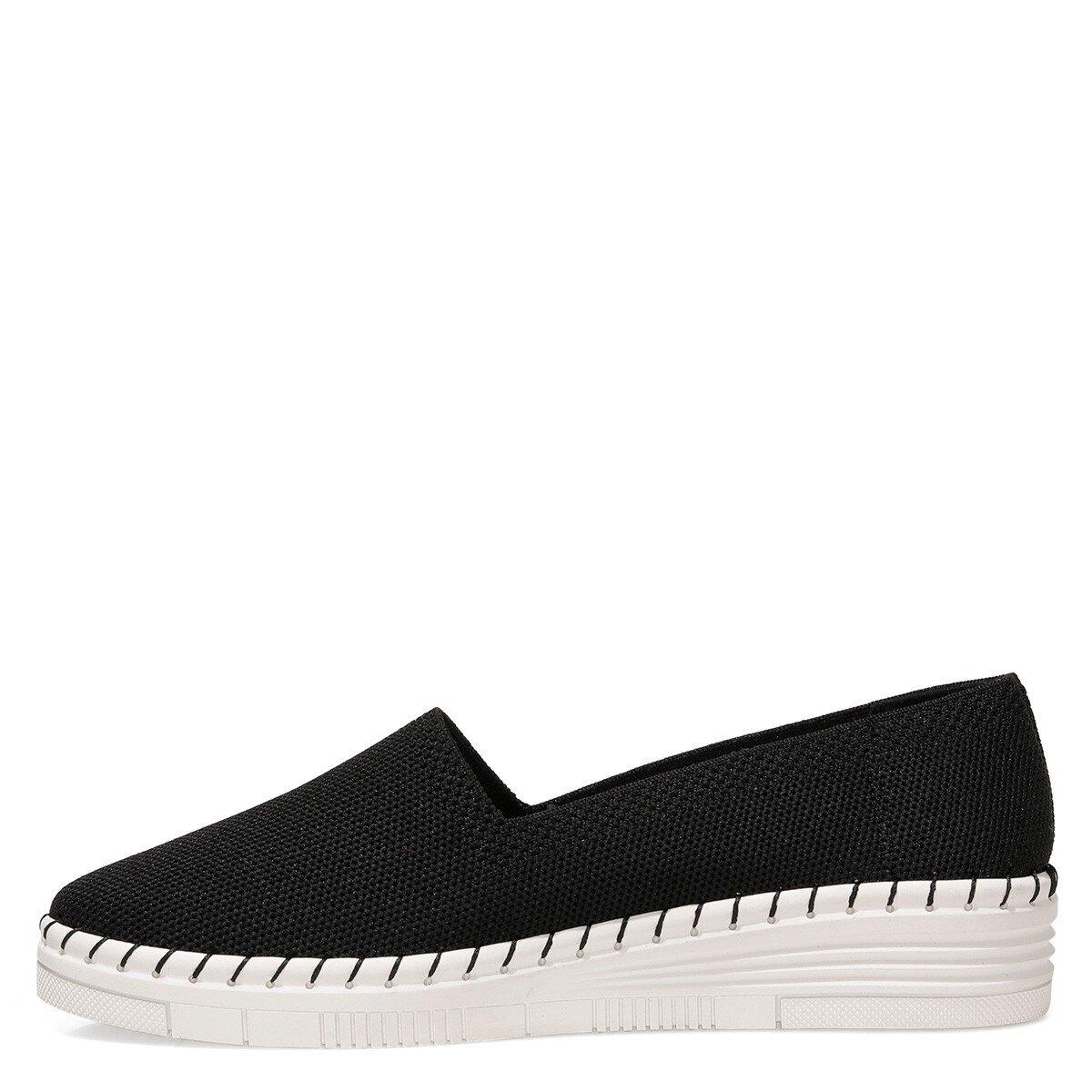 GRETCHEN2 1FX Siyah Kadın Loafer